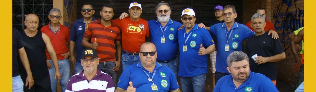 SINDICAM-CE realiza diversas atividades alusiva ao Dia do Trabalhador