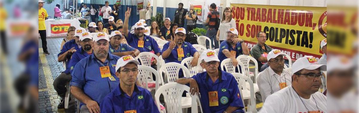 2º CONGRESSO ESTADUAL DA CTB-CE