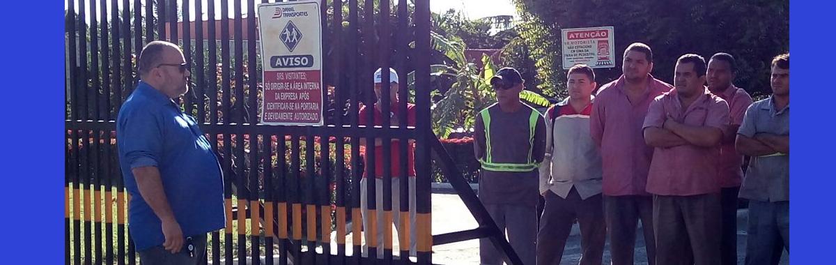 Trabalhadores da empresa Daniel dizem NÃO a proposta patronal