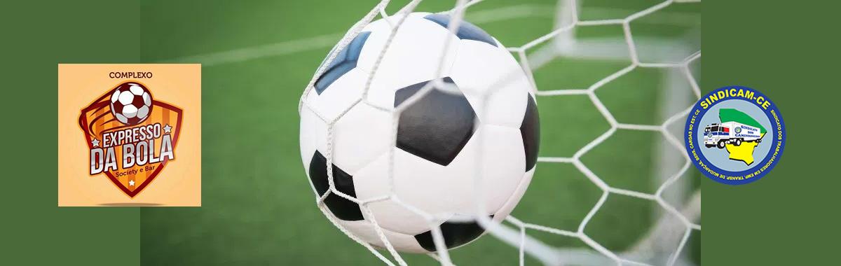 Torneio de Futebol Society, dia 29 de abril