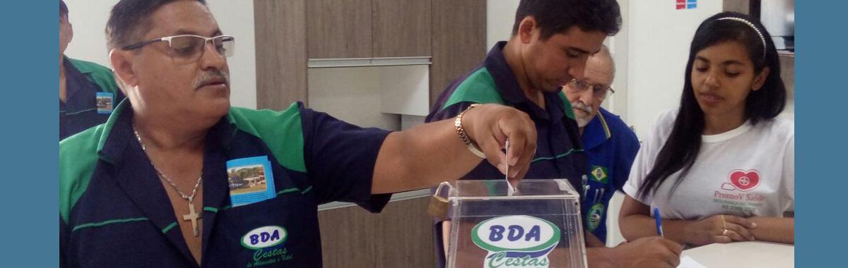 SINDICAM-CE acompanha processo eleitoral da CIPA