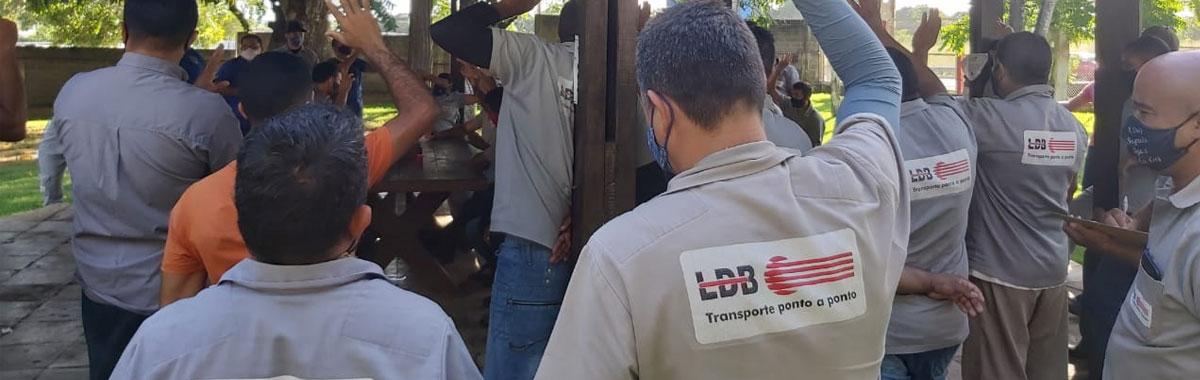 Trabalhadores da LDB Cargas aprovam minuta de reivindicação da Convenção Coletiva de Trabalho