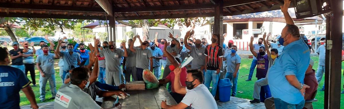 Trabalhadores da LDB aprovam Convenção Coletiva de Trabalho 2021/2022